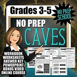 Teaching Kids About Caves Free Online Course