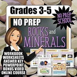 Teaching Kids About Rocks and Minerals FREE Course